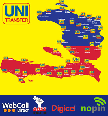 unitransfer-digicel-top-up-st-hubert